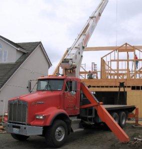 Seattle Truck Rentals Millican Crane Service